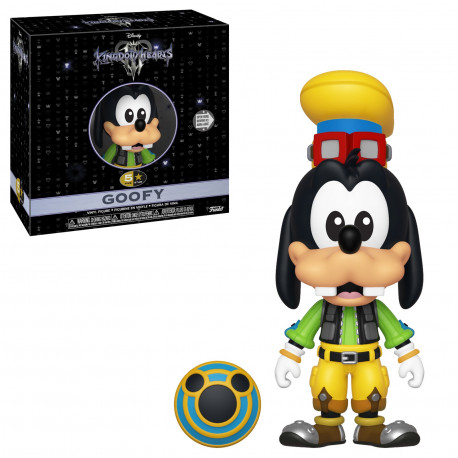 Funko 5 Star Goofy Kingdom Hearts Disney