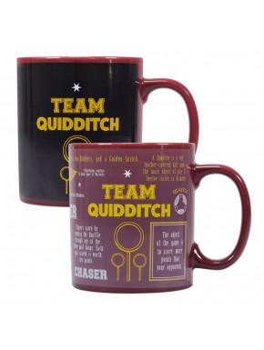 Taza térmica Harry Potter Quidditch