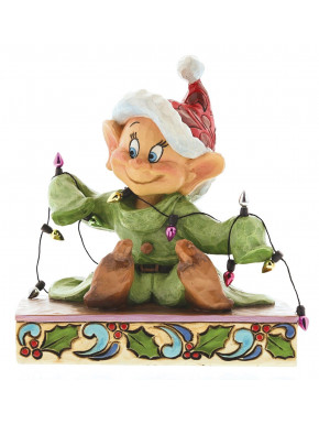 Figura Enanito Navidad Disney Jim Shore