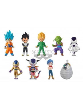 Figura Sorpresa Dragon Ball Banpresto WCF Resurrection