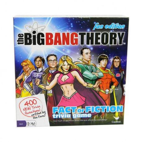 Trivial Edición Inglés  Big Bang Theory