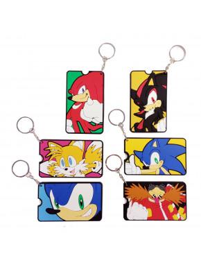 Identificador para Equipaje Sorpresa de Sonic