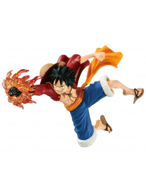 Figura Luffy One Piece 20 cm Banpresto Materia Monkey