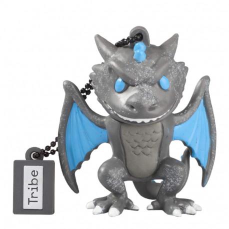 Memoria USB Tribe Ice Dragon Juego de Tronos 16 Gb