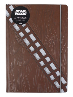 Libreta Premium A5 Chewbacca Star Wars