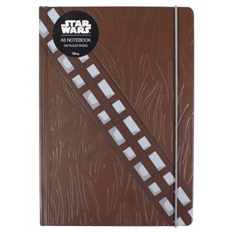 Star Wars Libreta Premium A5 Chewbacca
