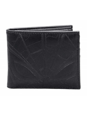 Cartera Spiderman Black Marvel