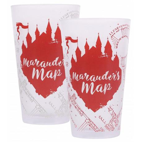 Vaso térmico Harry Potter Mapa del Merodeador