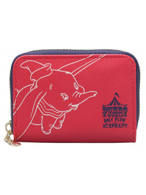 Cartera Monedero Dumbo Disney