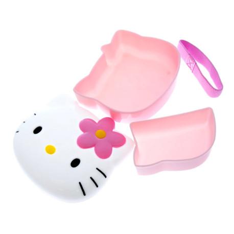 Bento con palillos Hello Kitty