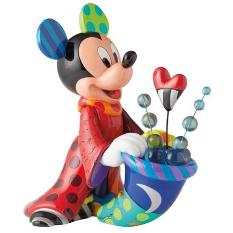 Figura Mickey Mouse Aprendiz Disney Britto 26 cm