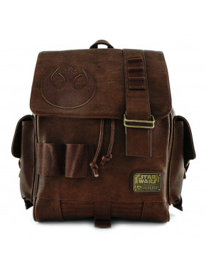 Bolso Mochila Star Wars Rey Rebel Loungefly