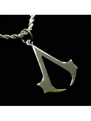 Colgante plata de ley Assassin's Creed