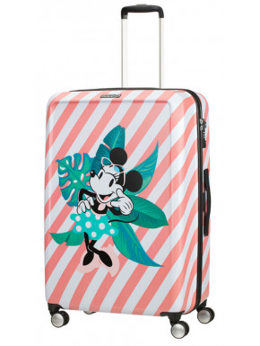Maleta 4 Ruedas Minnie en Miami Holiday Disney American Tourister 77 cm