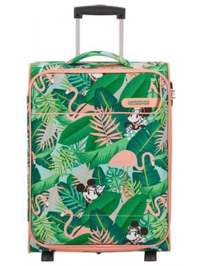 Maleta 2 Ruedas Minnie Miami Palms Disney American Tourister 55 cm