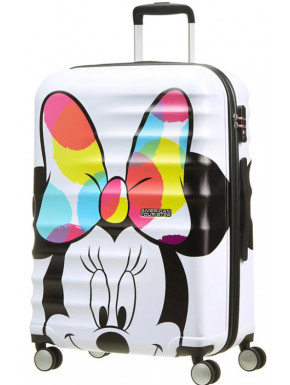Maleta 4 Ruedas Minnie Close-Up Disney American Tourister 67 cm