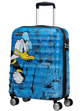 Maleta 4 Ruedas Pato Donald Disney American Tourister 55 cm