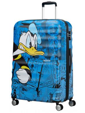 Maleta 4 Ruedas Pato Donald Disney American Tourister 77 cm