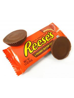 Reese's Chocolate con Leche y Mantequilla de Cacahuete
