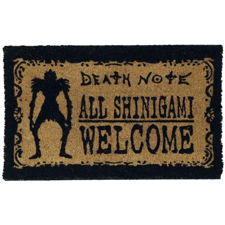 Felpudo coco Death Note Shinigami