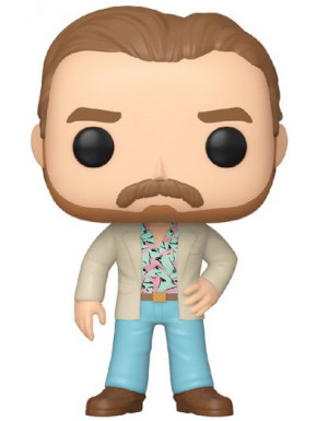 Funko Pop! Hopper Date Stranger Things 3