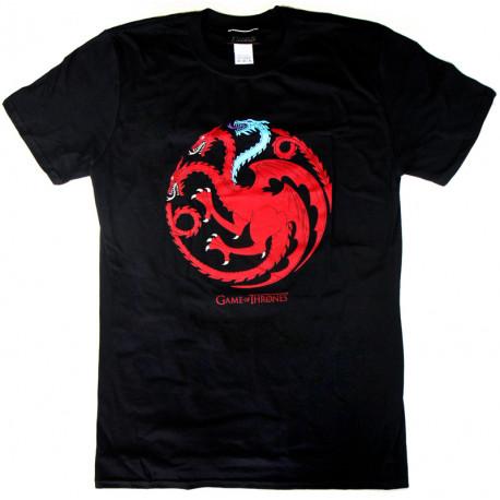 Camiseta Ice Dragon Juego de Tronos