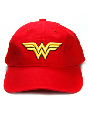 Gorra Wonder Woman DC
