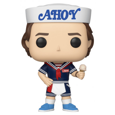 Funko Pop! Steve con Helado Stranger Things