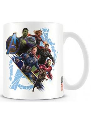 Taza Endgame Vengadores Marvel