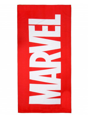 Toalla de Playa Marvel Logo