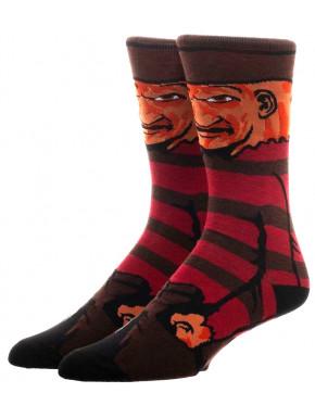 Calcetines Pesadilla en Elm Street Freddy Krueger