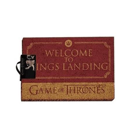 Felpudo coco Juego de Tronos Welcome to Kings Landing