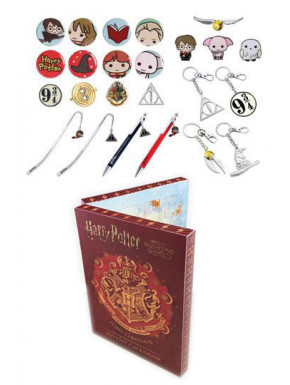 Calendario de Adviento de complementos Harry Potter