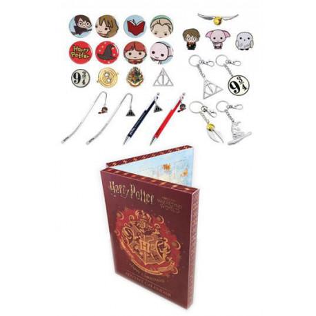 Calendario de Adviento de complementos Harry Potter