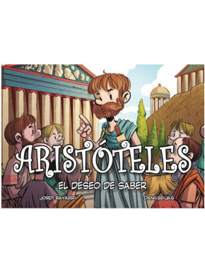 Libro Aristóteles: El Deseo de Saber