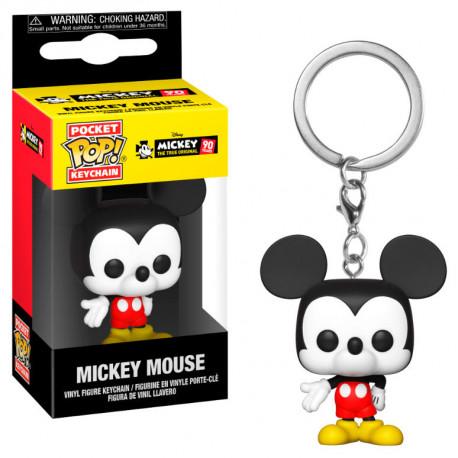 Llavero mini Funko Pop! Mickey Mouse Disney