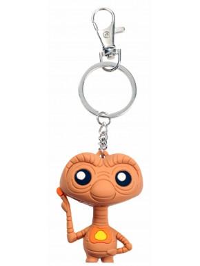 Llavero de goma E.T. El Extraterrestre 3D