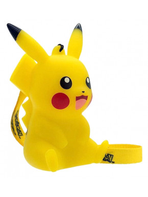 Mini Lámpara LED Pikachu Pokemon 9 cm