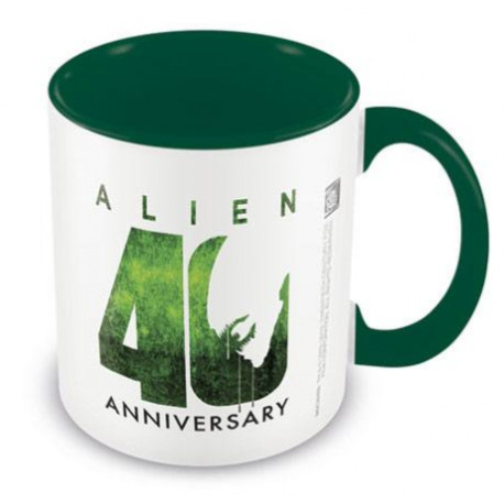 Taza Alien 40 Aniversario