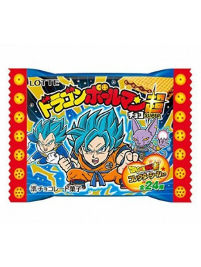 Snack Chocolate Dragon Ball