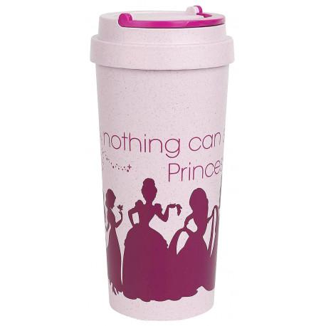 Taza de Viaje Princesas Disney
