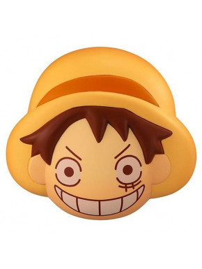 Figura Antiestrés Cara Fluffy One Piece