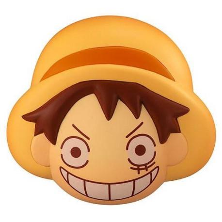 Figura Antiestrés Cara Fluffy One Piece