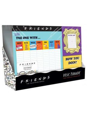 Planificador Semanal Friends