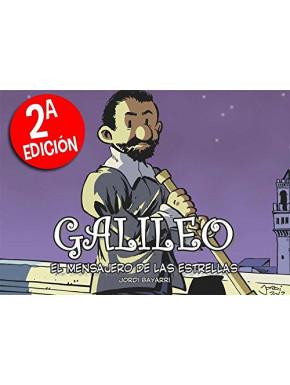 Libro Galileo: El Mensajero de las Estrellas