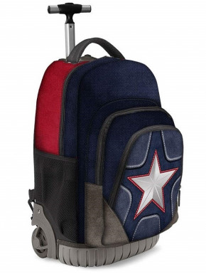 Maleta Trolley Capitán América Marvel