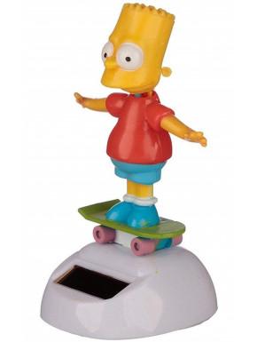 Figura Solar Bart Simpson