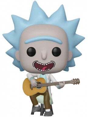 Funko Pop! Tiny Rick Guitarra Rick y Morty