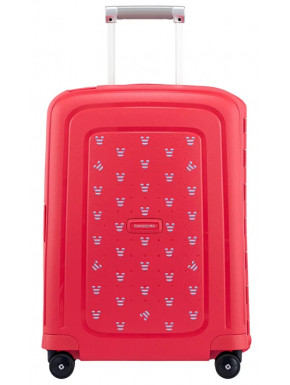 Maleta cabina Mickey Red 55 cm Samsonite 4 ruedas