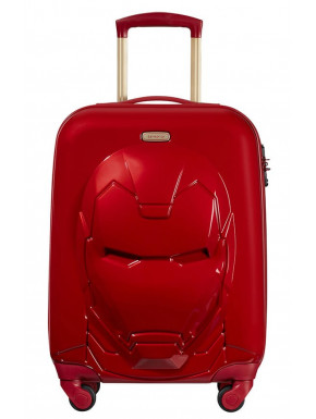 Maleta 4 Ruedas Iron Man Samsonite 55 cm